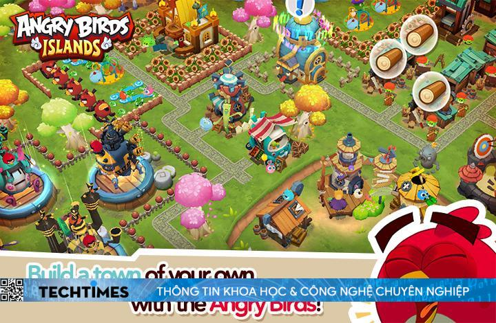 Tải Angry Birds Island download